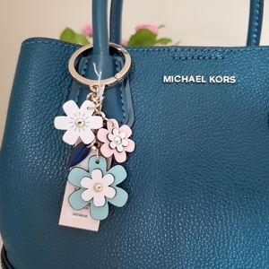 Kate Spade Flower Bag Charm